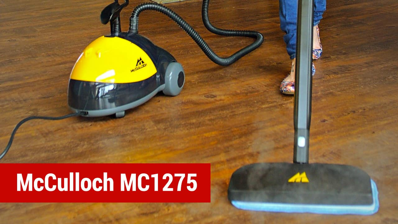 McCulloch MC1275 for killing bed bugs
