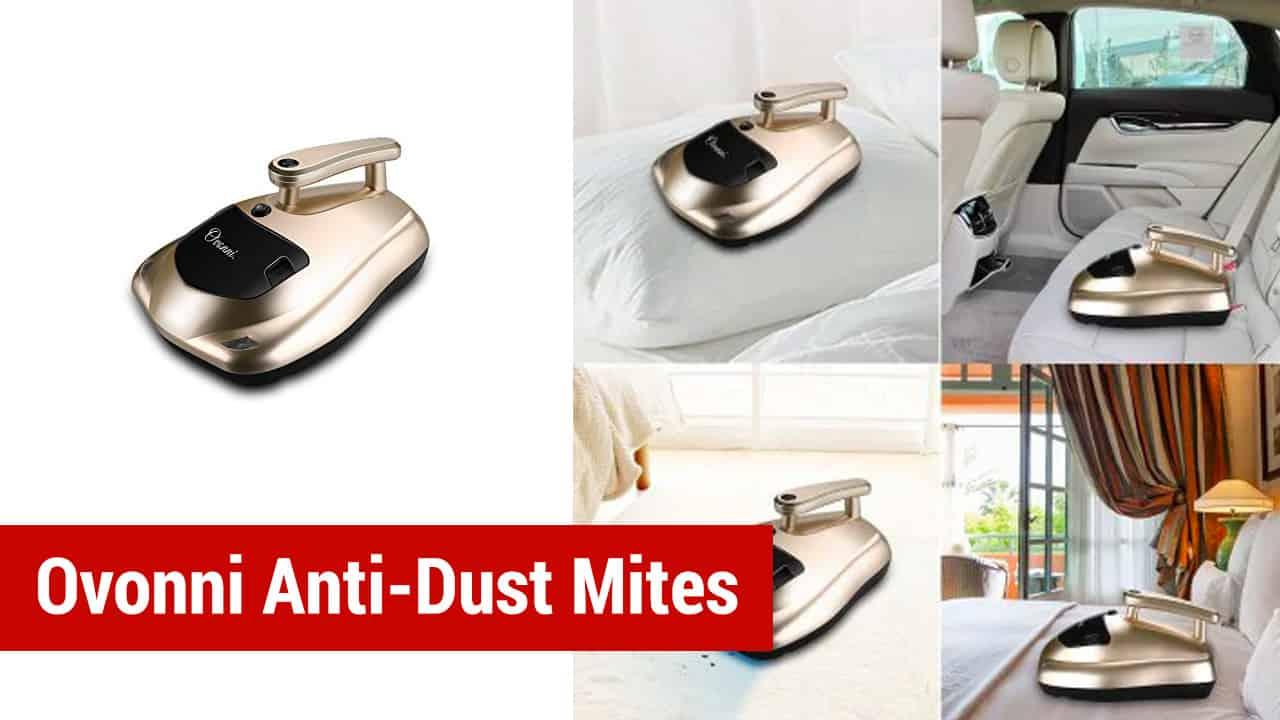 Ovonni Anti-Dust Mites UV Vacuum