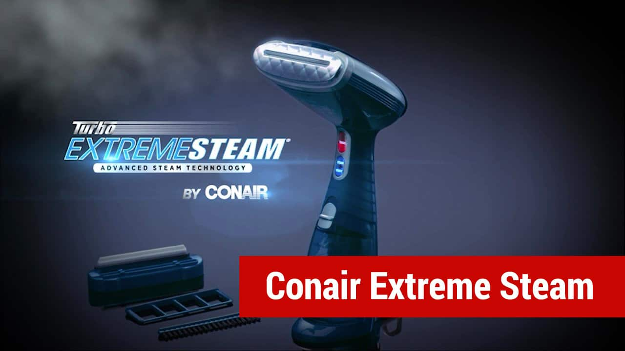 conair extreme steam for bed bugs and dust mites