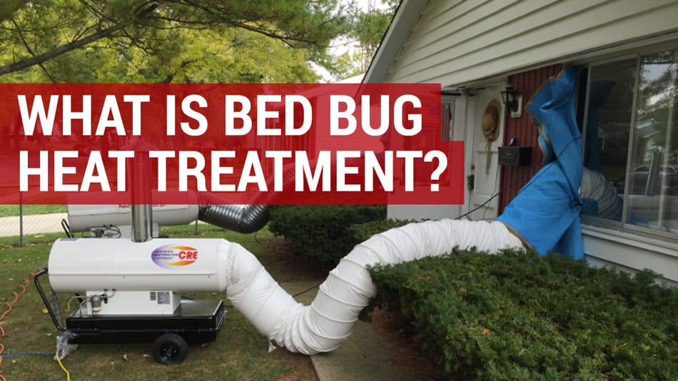 Bug Heat Treatment How The Equipment Works And Preparation