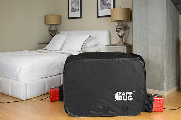Best Bed Bug Heater Machine Review Zappbug Prevsol And
