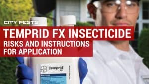 Temprid FX insecticide for bed bugs