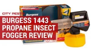 burgess 1443 insect fogger review