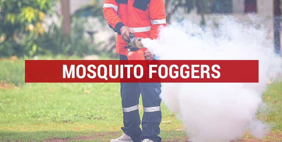 mosquit foggers for your yard