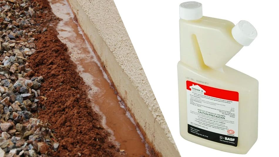 termidor sc liquid termite treatment