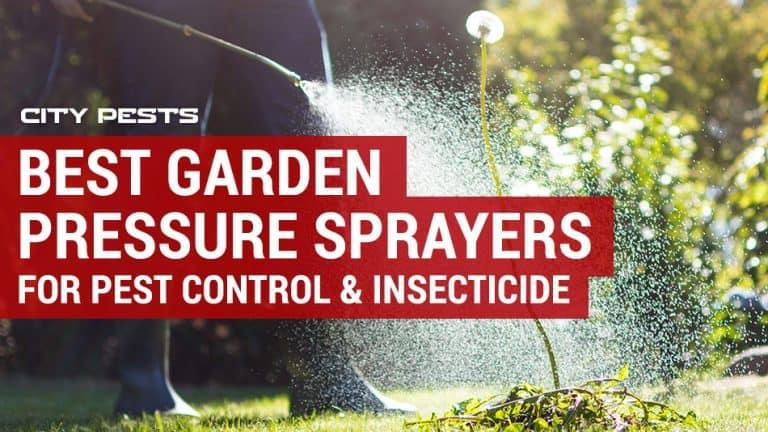 best garden pressure sprayers