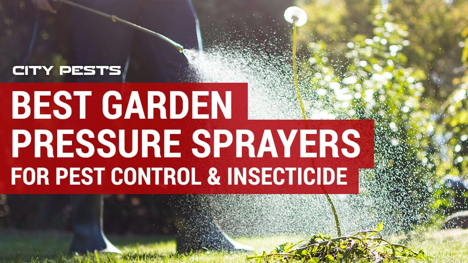 best garden pressure sprayers