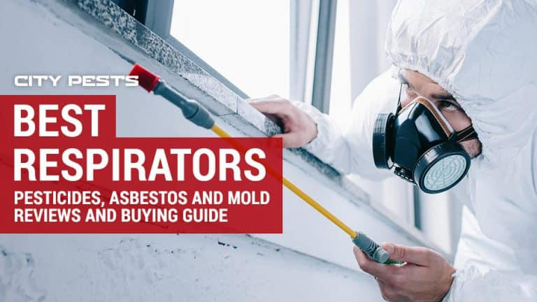 best respirators for pesticides asbestos mold