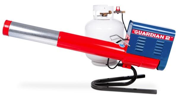 Guardian G2 Propane Cannon + Telescoping Barrel