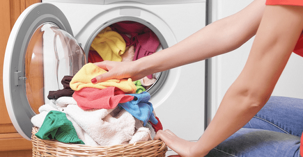 washing clothes on high heat for bed bugs